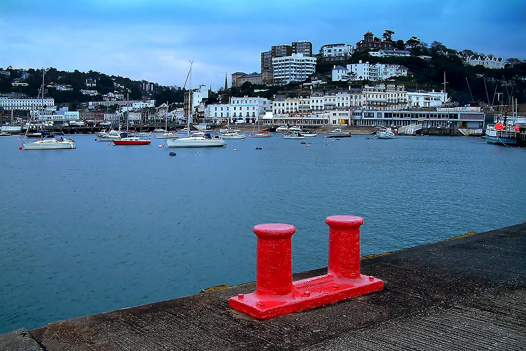Red! Torquay