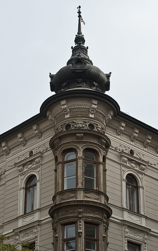 Building with flair