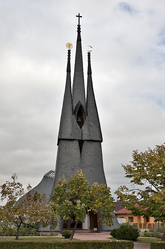 PAKS, Holy Spirit Catholic church