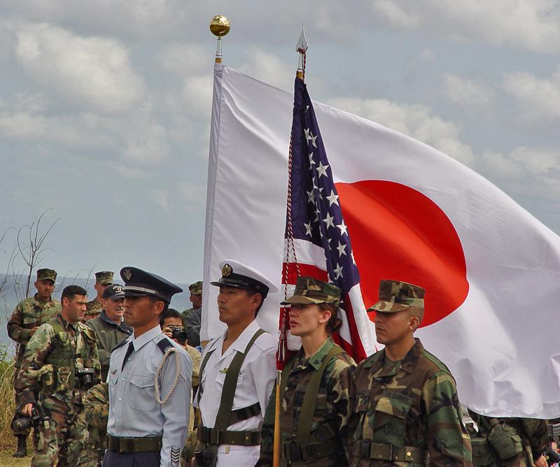 Color Guard, ceremony