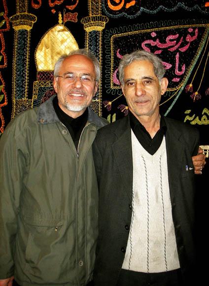 Haj Ahmad and Haj Mohsen