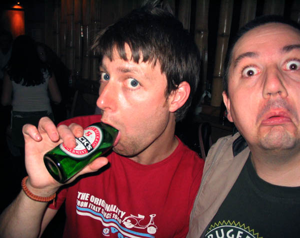 Drunken Jessops Photographers