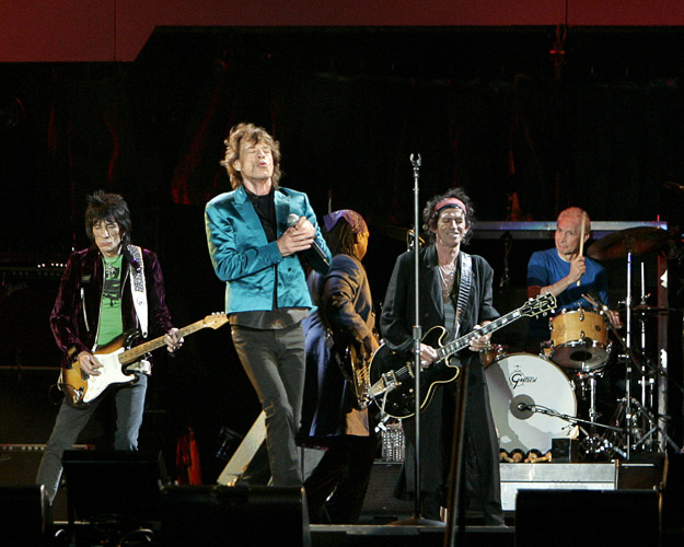 The Rolling Stones....