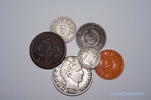 Old US Coins 2
