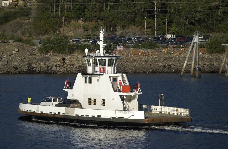 MV Oral Freeman