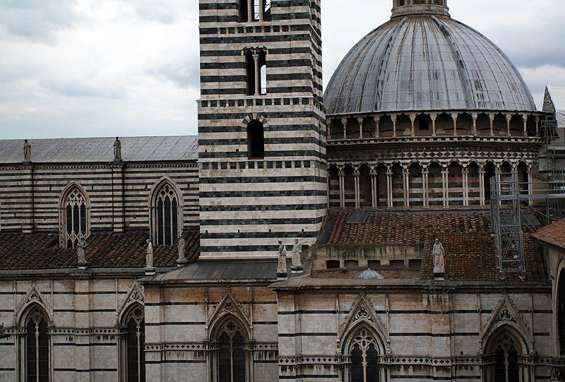 Duomo and Campanile from the Facciatone 7061