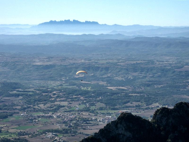 Mirador de la Figerassa (Cercs, Alt Berguedà)