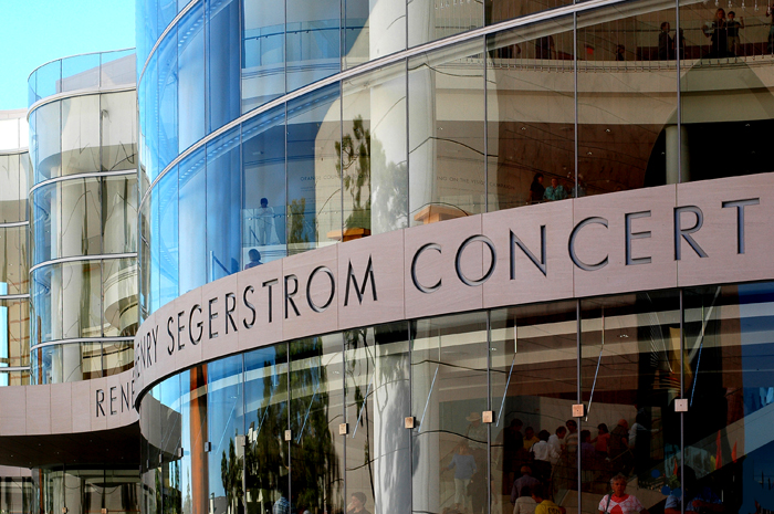 The New Renée and Henry Segerstrom Concert Hall