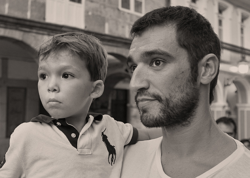 Gafe y Brunito