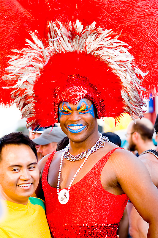 California - San Francisco - Folsom Street Fair 2006