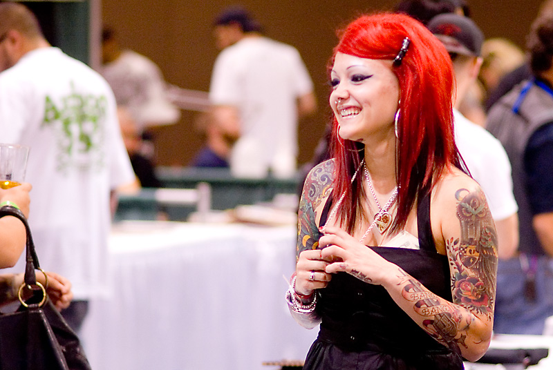 California - San Jose - 2006 State of Grace Tattoo Convention