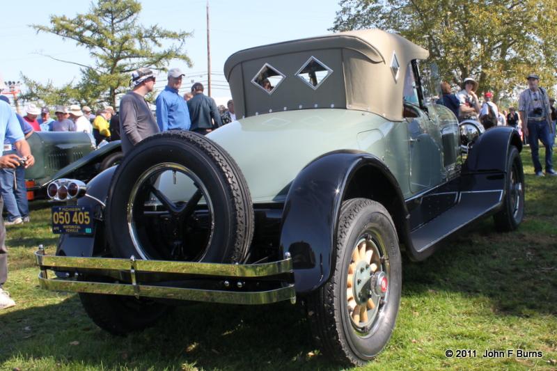 1924 Marmon Sport Speedster
