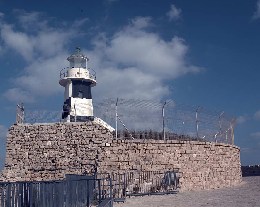 Acre lighthouse
