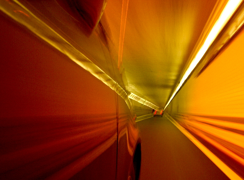 Car tunnel 1
