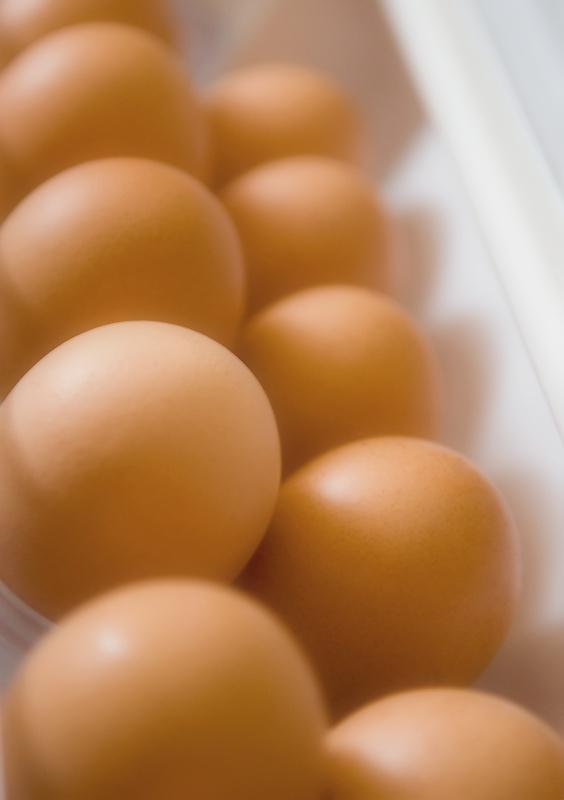 Sensual Eggs
