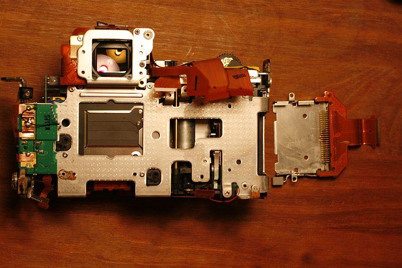 CF card slot
