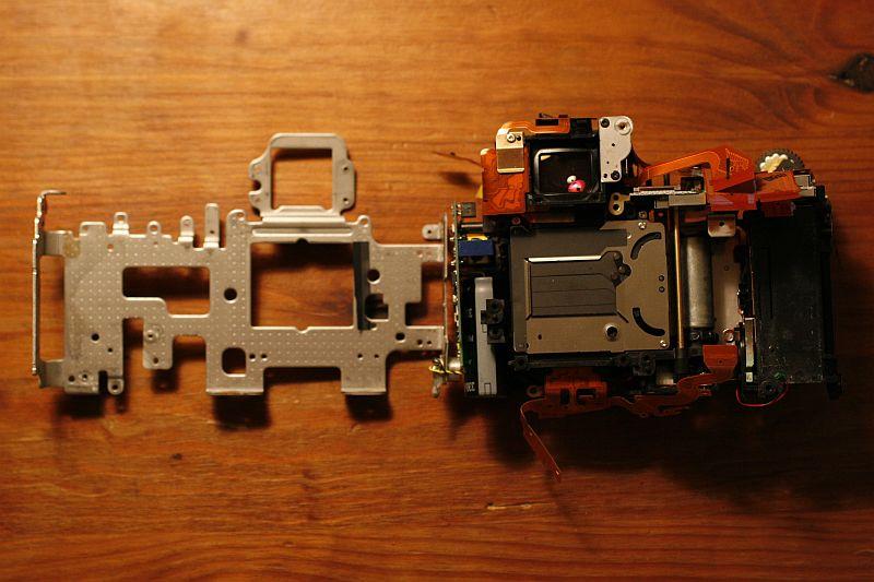 Frame removal