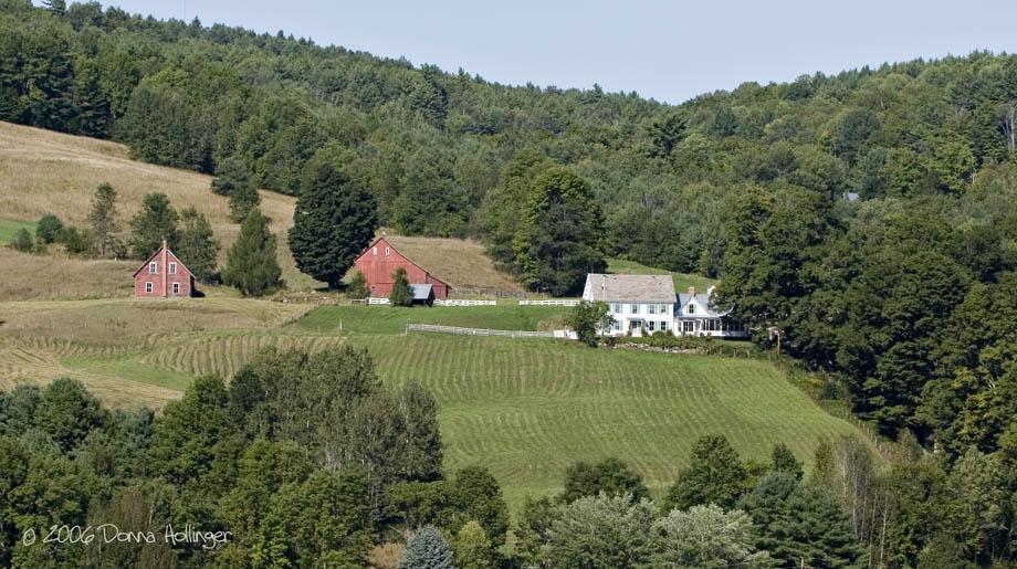 Farm on Alger Hill