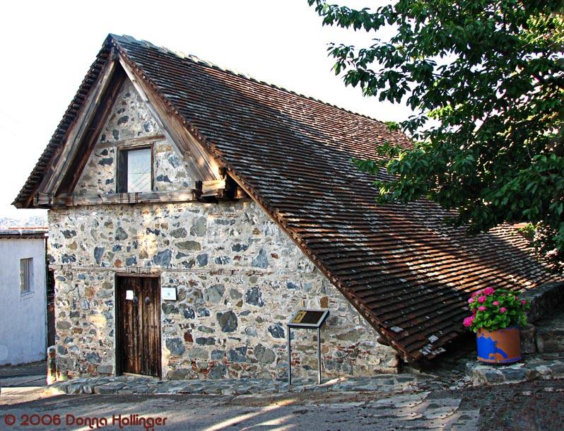 Pedhoulas. church