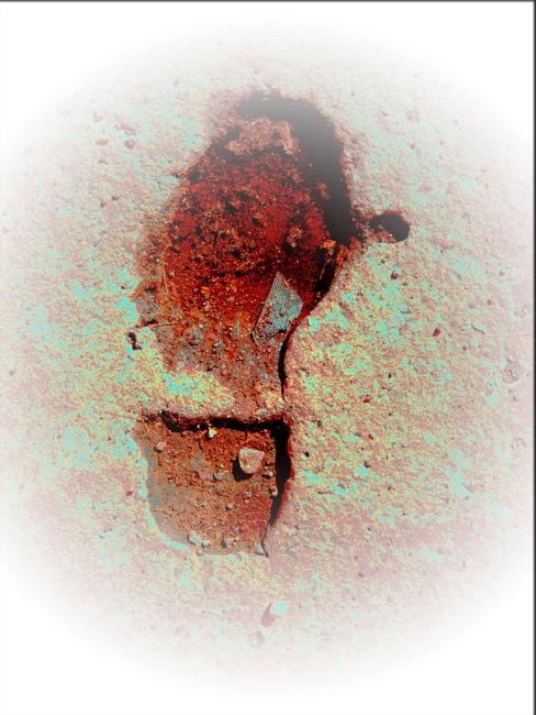 One Foot Beyond