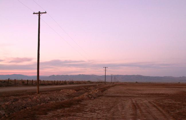 Davis Road - Salton Sea
