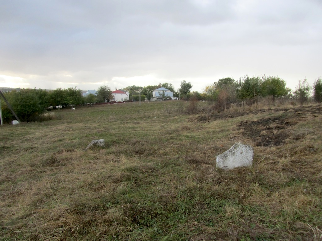 the old cemetery is also in good condition....