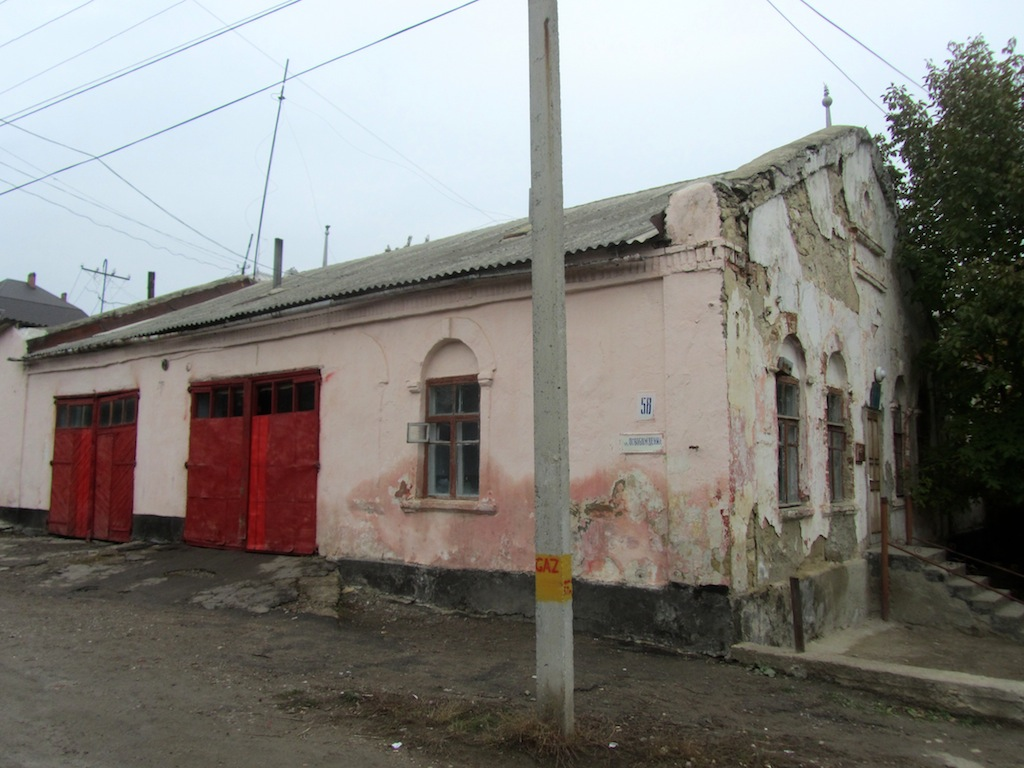 this building was once a synagogue