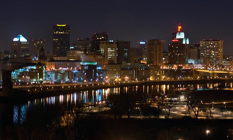 St. Paul Riverfront