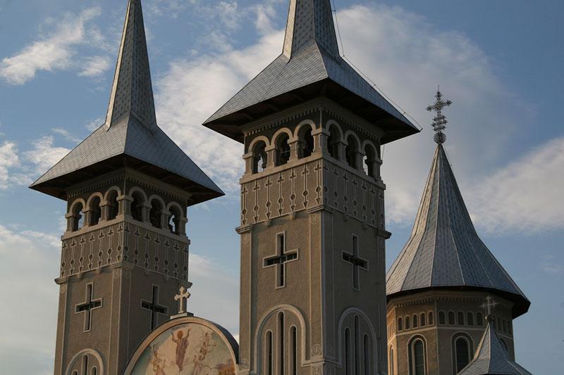 orthodox church in Maramures