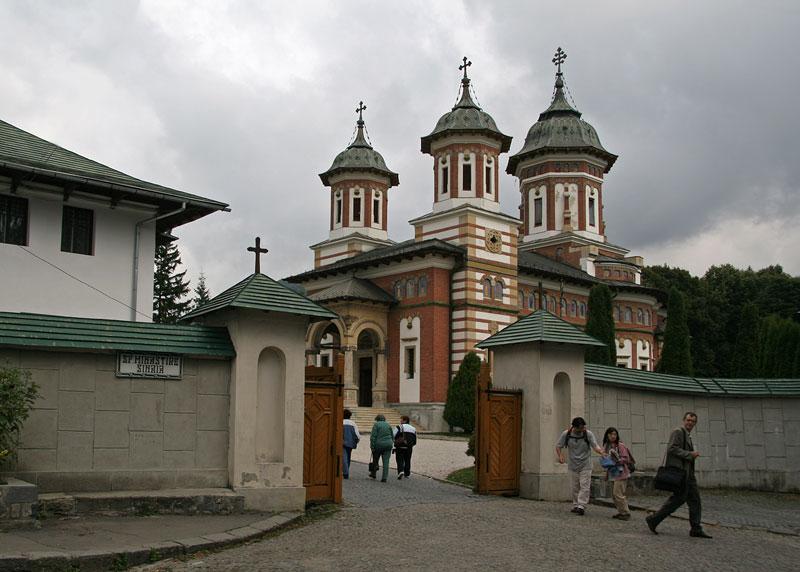 monastery Sinaia,Romania