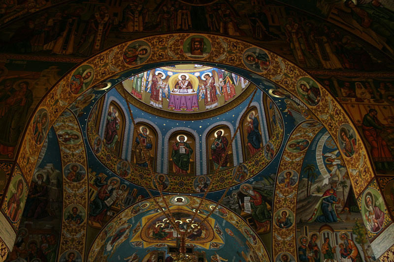 colourful orthodoxy