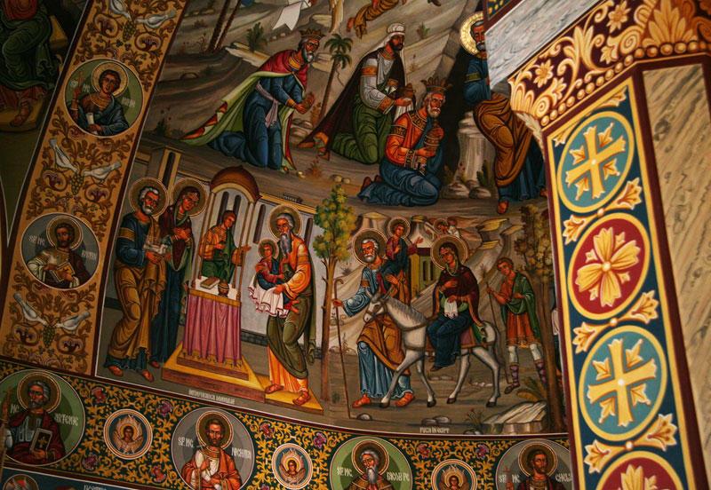 Monastery Bodesti,Romania