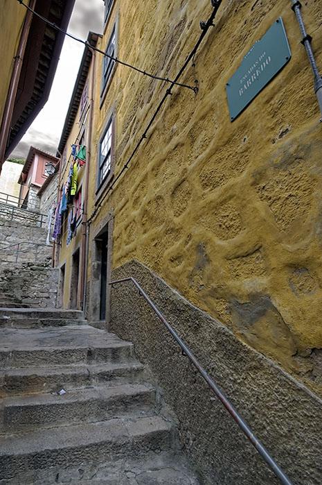 Escadas do Barredo