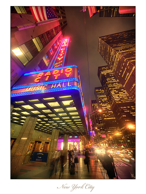 Radio City Hall