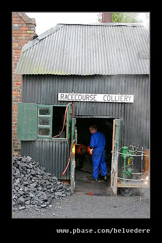 Racecourse Colliery #1, Black Country Museum