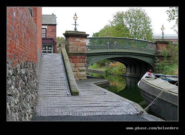 Iron Canal Bridge, Black Country Museum