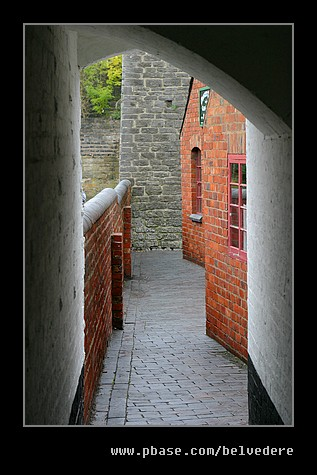Back Alley, Black Country Museum