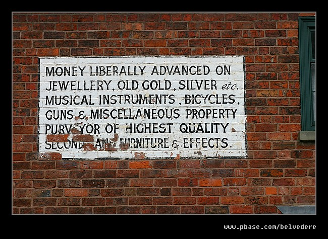 Pawn Shop, Black Country Museum