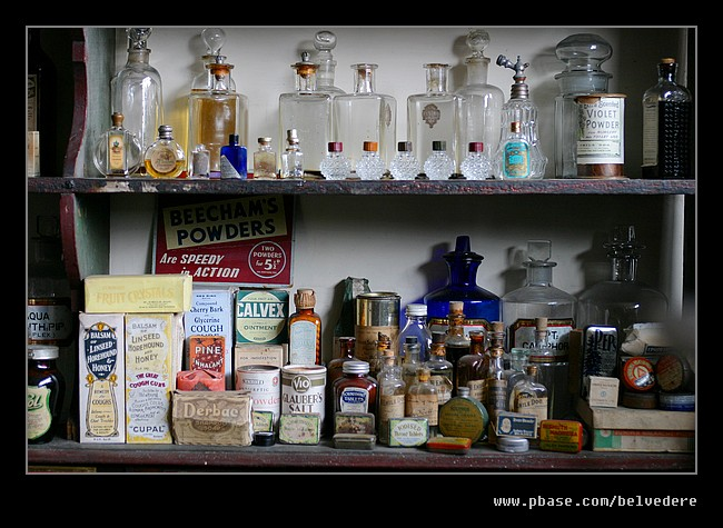 Emile Doos Chemist #1, Black Country Museum