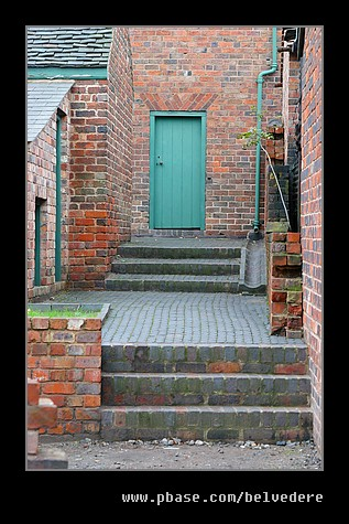 Blue Brick Yard, Black Country Museum