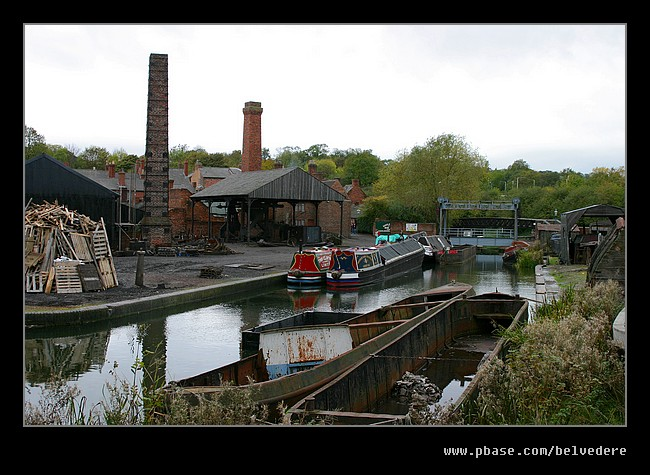 Canal Docks #3, Black Country Museum