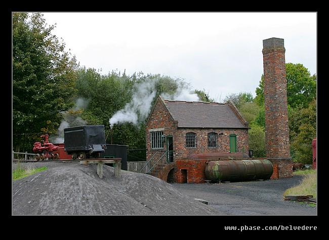 Racecourse Colliery #5, Black Country Museum