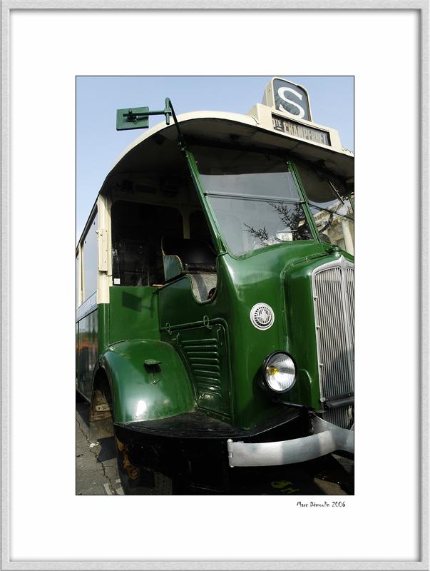 100 years of Paris bus 4