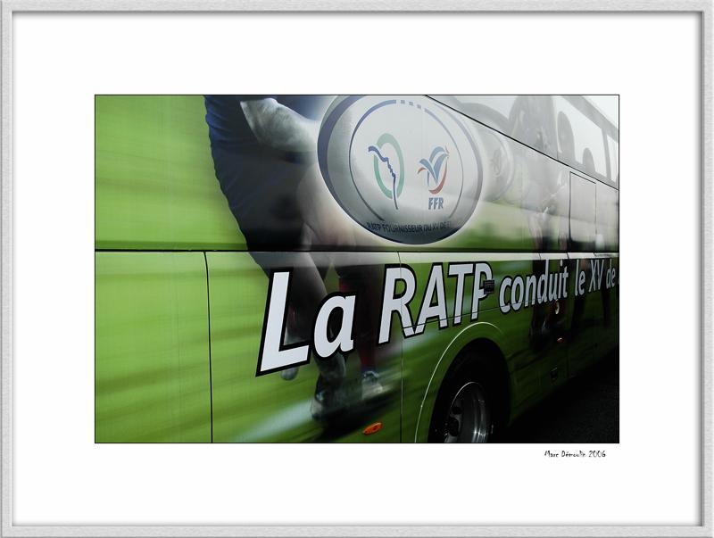 100 years of Paris bus 12