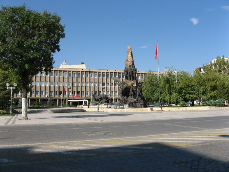 Governorship Building