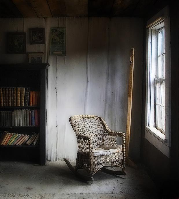 Glimpse Through a Window II