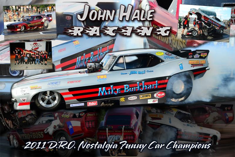 John Hale DRO FC Series 2011 Champion