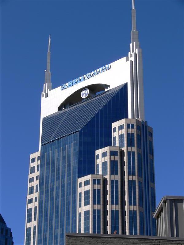 Bell South Batman Building