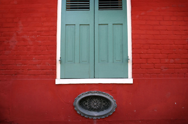 The Colors of New Orleans