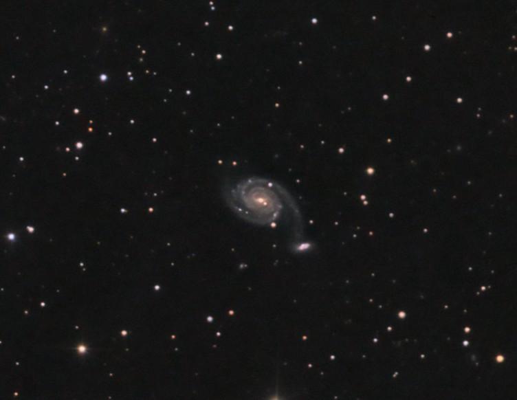 NGC 7753 & NGC 7752 (Arp 86)